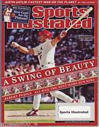 2006 Sports Illustrated St Louis Cardinal Albert Pujols Subscription Issue Exc.