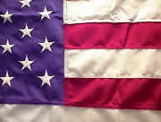 30x50 Us American Flag Polyester Made In The Usa With Us Material And Labor