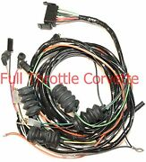 1966 Corvette Wiring Harness Rear Lamp Body Us Reproduction C2 Midyear New