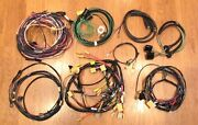 1956 Chevy Wire Harness Kit 4 Door Hardtop With Generator Wiring Usa Made