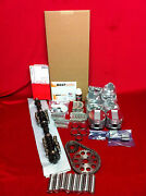 Cadillac 365 Master Engine Kit Late 1957 Pistons Torque Cam 262h Isky +rings+