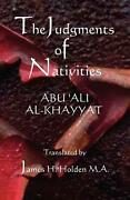 The Judgments Of Nativities The Judgements Of Nativities By Yahya Ibn Ghalib Kh