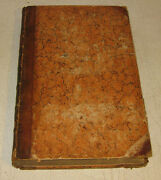 Antique 1803 Reports Committee Of House Of Commons Uk 1715-1735 Folio Vol 1 Book