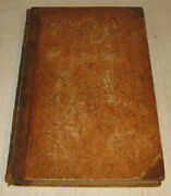 Antique 1803 Committee Of House Of Commons Uk England 1715-1801 Volume 16 Book