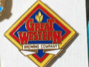 Great Western Brewing Co Beer Pin