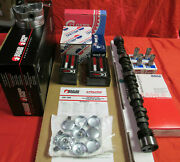 Master Engine Kit For Chevy 265 1955-57 W/hyd Cam+pistons+rings+gaskets+timing