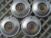 Vintage 1966 Chrysler New Yorker Fifth Ave Hubcaps Wheel Covers Antique Classic