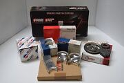 Olds 425 Master Engine Kit 1965 66 67 Pistons Rings Gaskets Bearings No Cam 2bbl