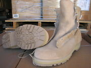 Case Of 6 Us Military 16 R Combat Boots Temperate Weater Desert New Tan Wellco
