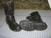Military Over Boots Rubber Lacross 5 Buckle Size 10 New Made In The Usa Usgi