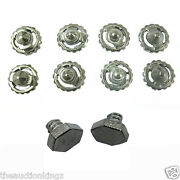 Beyblade Metal Fusion Masters Fight Metal 2 Bolts And 8 Tips Usa Seller