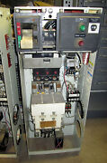 Westinghouse Size 5 Motor Control Starter Bucket W/ Agastat And 225a Breaker