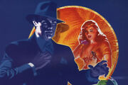 Double-cross In Blue Pin Up Poster Steranko Art