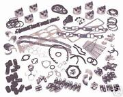 223 Ford 6 Deluxe Engine Kit 1954 55 56 57 58 59 60 61 62 63 64 Pistons