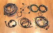 1957 Chevy Wire Harness Kit 4 Door Station Wagon With Generator Wiring Usa Made