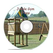 How To Build A Backyard Playground Fort Swingset Cad Designed Accurate Cd
