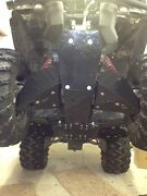 Can Am Outlander G2 500 650 800 850 1000 Xt Skid Plate A Arm Guards And Floorbrds