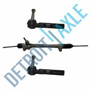 Complete Electronic Steering Rack And Pinion + 2 Outer Tie Rods For Malibu