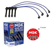 Ngk He73 Spark Plug Wire Set Honda Accord V-tec 94-98 Accord 98-02civic D16y5