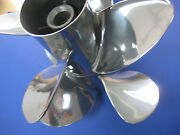 Hill Marine Signature Four By Four Propellers For Bravo Iii Bravo 3 26p