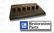 Battery Topper Cover R59 Delco Top Gm Licensed Parts 66 67 68 69 70 71 72 Cars