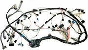 1981 Corvette Wiring Harness Dash Manual Transmission Us Reproduction C3 New