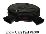 1958 Early 348 Chevrolet Impala Tri Power 3x2 Air Cleaner Made In The U.s.a.