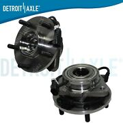 2wd Front Wheel Bearing Hub Assembly For 1998-2004 Chevy Blazer Gmc Jimmy 5 Lug