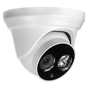 4.1mp 4mm Fixed Lens Turret Network Ip Onvif Ip66 Poe 3d Dwdr Security Camera