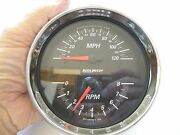 Electronic Speedometer /tach For Harley ... 1995-2003 Softail Flhr And Fxdwg