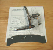 1955 1956 1957 Chevy Outside Rear View Mirror New Usa Made