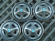 1969 1970 Mercury Cougar Hubcaps Wheel Covers Center Caps Vintage Classic Ford