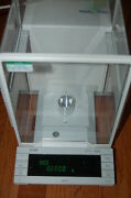 Mettler Analytical Lab Scale Delta Range Balance At200 Fact 0.1 Mg