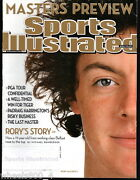Sports Illustrated 2009 Us Open Champ Rory Mcilroy Subscription Issue Excellent