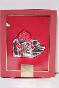 Lenox Bless This Home 2008 Annual Ornament Mailbox New