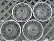 Dodge Dart Charger Challanger Barracuda Plymouth Wire Wheel Covers Hubcaps