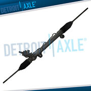 Power Steering Rack And Pinion For Buick Lacrosse Century Pontiac Grand Prix