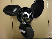 Yamaha Stern V6-v8 Gearcase 14 1/4 X19 3 Blade By Turning Point Propellers Alum
