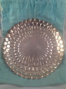 And Co 925 Rare Sterling Silver Plate Antique/estate/vintage Free Shipping