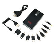 External Battery Charger Back Up Power Bank Iphone Galaxy S3 S4 Note Smart Phone