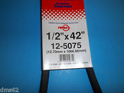 New Rotary V Belt Fits Lawnmowers Tillers Snow Blowers 1/2x42 5075 Rt
