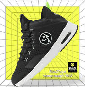Zumba Fitness High Top Shoes Trainers Sneakers Gym Workout - Zumbaand039s Top Line