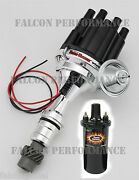 Pertronix Ignitor Ii/2 Billet Flame-thrower Distributor+coil Olds 403 425 455 V8