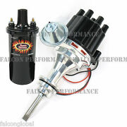 Pertronix Ignitor Ii/2 Billet Flame-thrower Distributor+coil Dodge 340 360/5.9