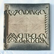 Wendingen Art Deco Magazine 1925 No.10 M. De Klerk Amsterdam School Furniture