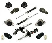 Complete Struts Mounts Dust Sleeves Suspension Kit For Kia Rondo 07-10 L4 V6