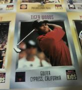 Tiger Woods Sifk 536 Rookie Card And 2 Graded Cards Buy It Now 55 Price Drop
