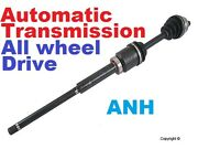 New Front Right Cv Axle For Models With All Wheel Drive Lifetime Warranty