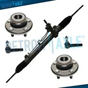 2005 For Chrysler 300 Dodge Magnum 2wd Front Wheel Hub Tierod Rack And Pinion