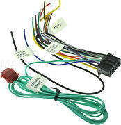 Wire Harness For Pioneer Avh-x1500dvd Avhx1500dvd Pay Today Ships Today